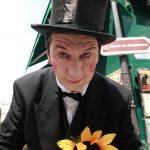 Le mime Automate de Montmartre 3