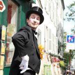 Le mime Automate de Montmartre 2