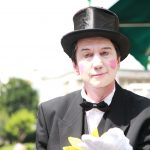 Le mime Automate de Montmartre
