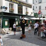 Le mime Automate de Montmartre 10