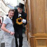 Le mime Automate de Montmartre 8