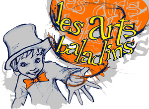 logo Les Arts Baladins